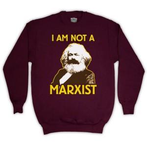 marx-no-marxist